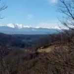 Printemps, encore beaucoup de neige sur les hauts sommets
